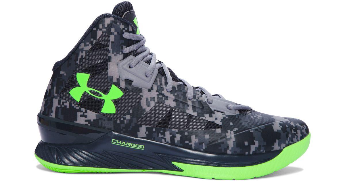 2416586d4806 Under Armour Men s Ua Lightning 3 Basketball Shoes for Men - Lyst