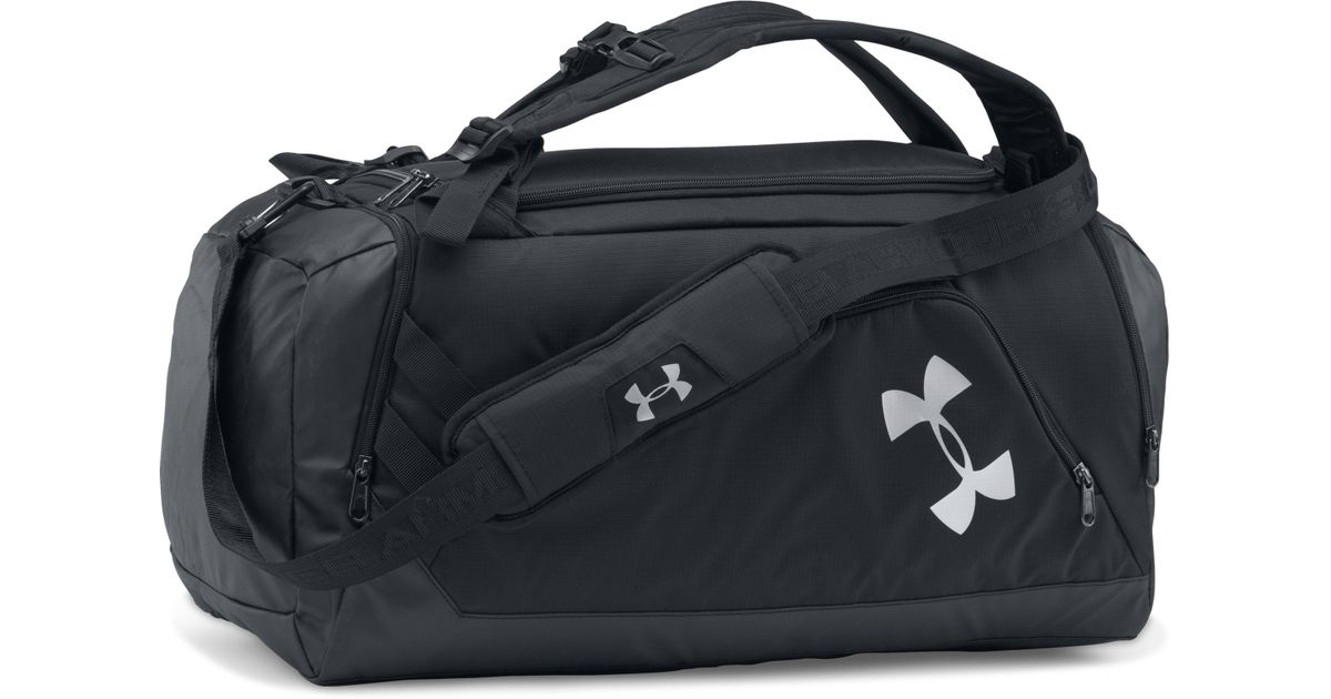 b0e7cad8d01b Lyst - Under Armour Ua Storm Contain Backpack Duffle 3.0 in Black for Men