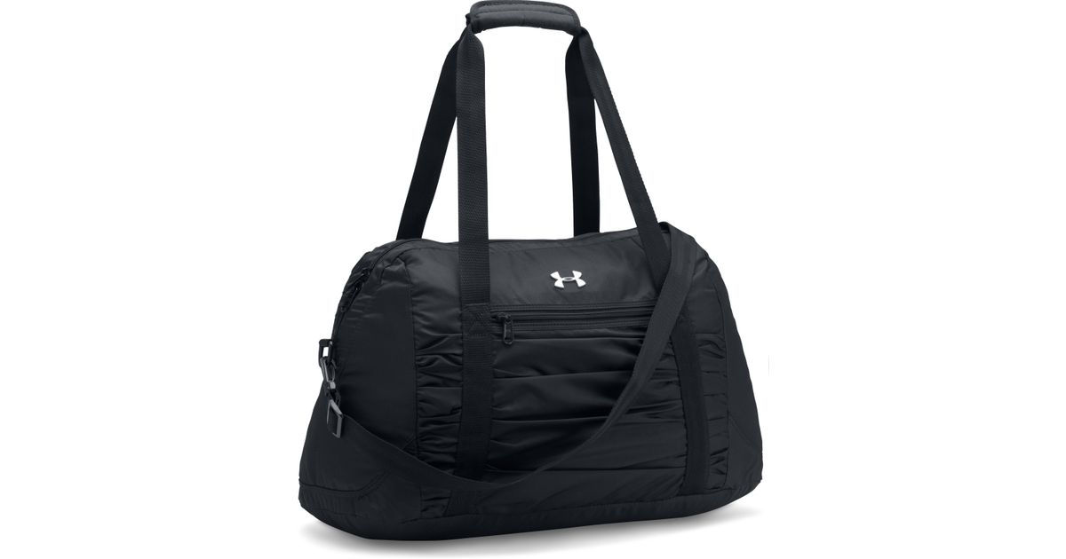 Lyst - Under Armour Women s Ua The Works Gym Bag 2.0 in Black