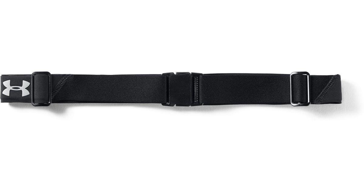 34328e01bf27 Lyst - Under Armour Run Belt in Black