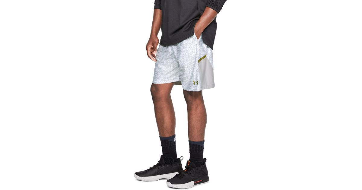 a5ee8d95a53f Lyst - Under Armour Men s Ua Select Printed 9