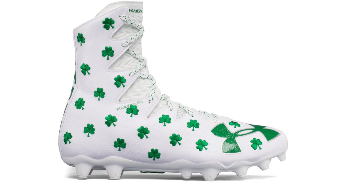 8826558d8 Under Armour Men's Ua Highlight Critter Pack Mc Lacrosse Cleats in White  for Men - Lyst
