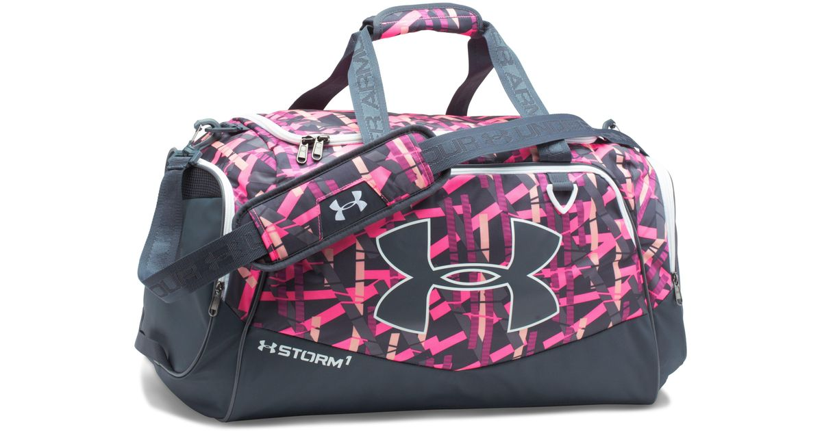 1cd6da48834c ... new style Lyst - Under Armour Ua Storm Undeniable Ii Md Duffle for Men  d4960 f96a5 ...