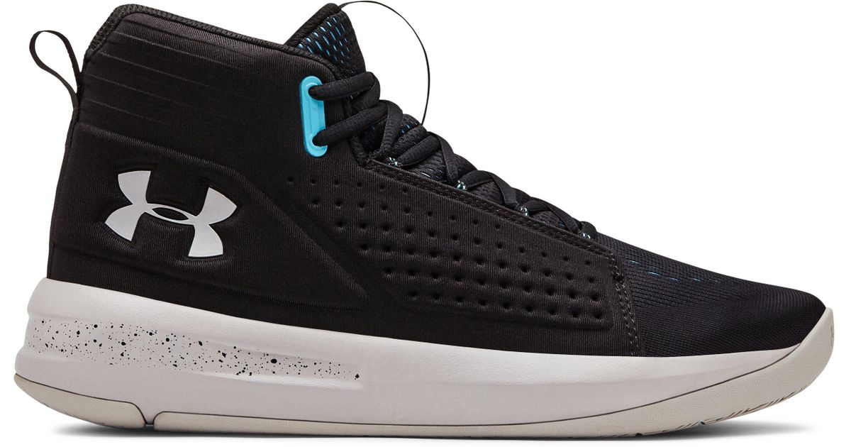 Lyst - Under Armour Men s Ua Torch Basketball Shoes in Black for Men dd1784fa832