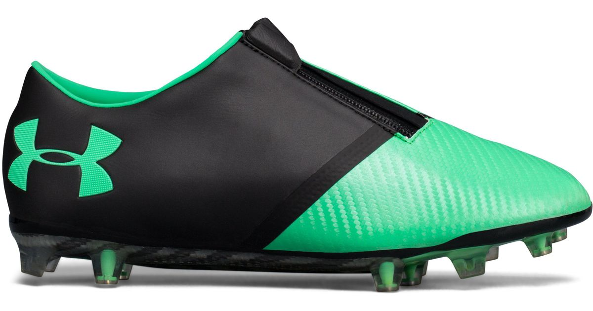 f6ad66b49 Under Armour Men s Ua Spotlight Firm Ground Soccer Cleats in Green for Men  - Lyst