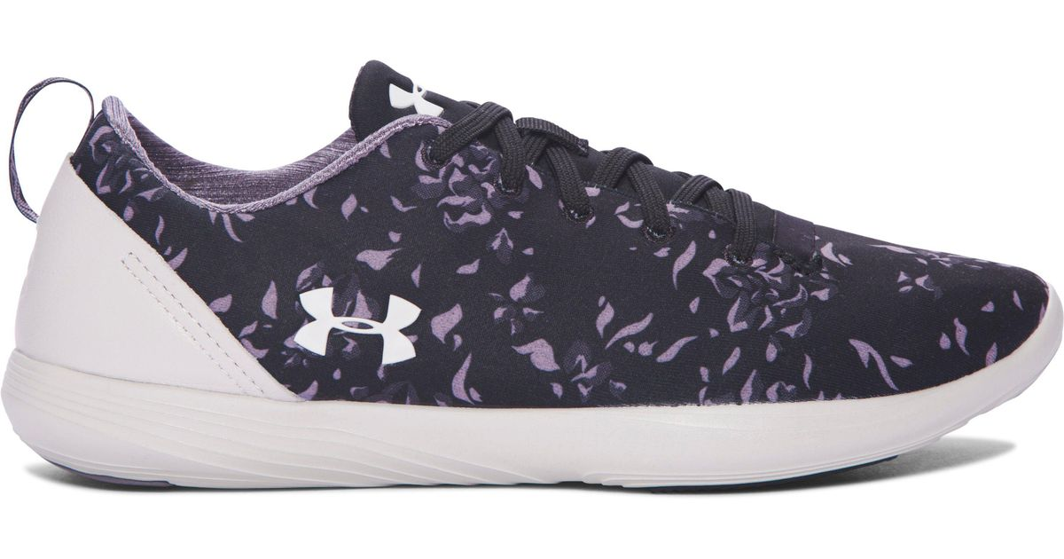 Lyst - Under Armour Women s Ua Street Precision Sport Low Premium Lifestyle  Shoes dd29b9f4a