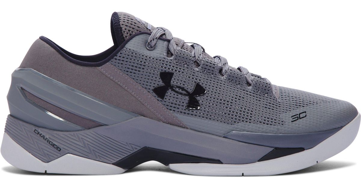 1e11c2860c72 Lyst - Under Armour Men s Ua Curry Two Low Basketball Shoes for Men