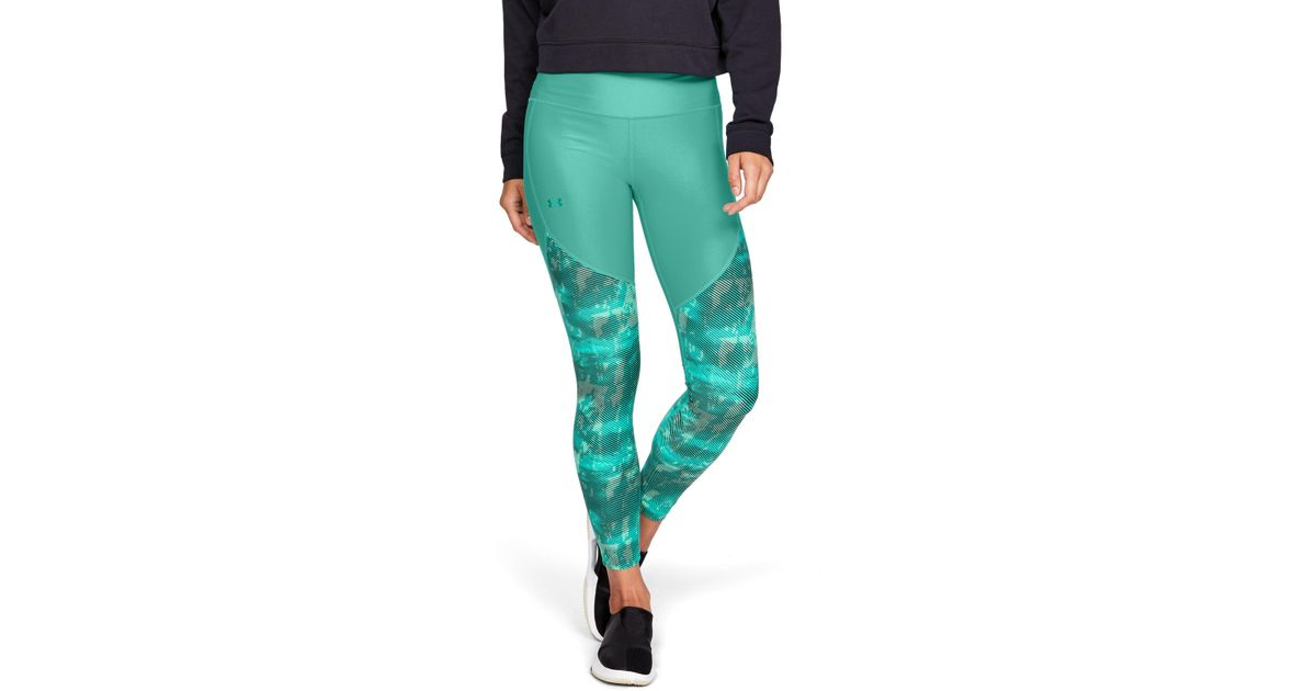 845d79c9226 Lyst - Under Armour Vanish Printed in Green