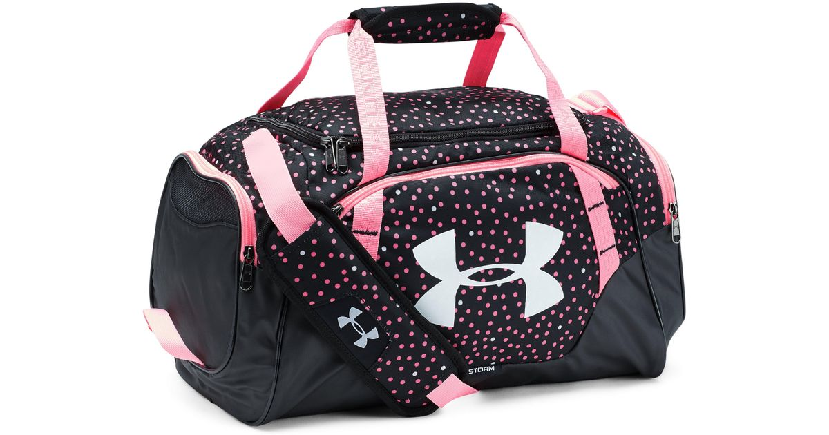 d12a2daff5 Lyst - Under Armour Ua Undeniable 3.0 Extra Small Duffle in Black