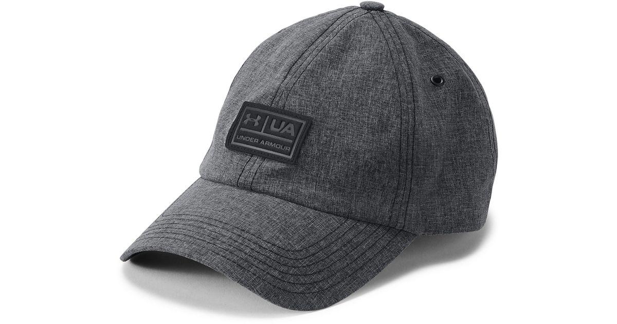 outlet store df772 0de51 Under Armour Men s Ua Sportstyle Cap in Black for Men - Lyst