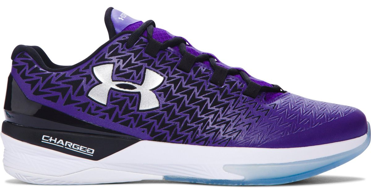 c4099b4dc7be canada hyper green tropic pink ua clutchfit drive 3 low 75452 d8524  new  style lyst under armour mens ua clutchfit drive 3 low basketball shoes in  purple ...