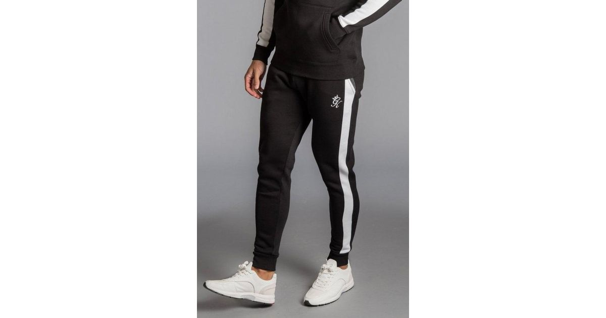 d9a1b18b Gym King Capone Tracksuit Bottoms in Black for Men - Save 3% - Lyst