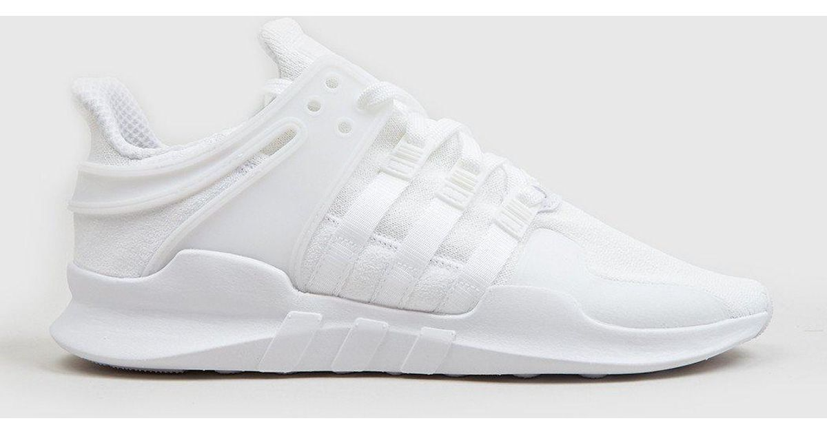 finest selection dc574 cf25f Lyst - adidas Originals Adidas Eqt Support Adv (cp9558) in White for Men  adidas
