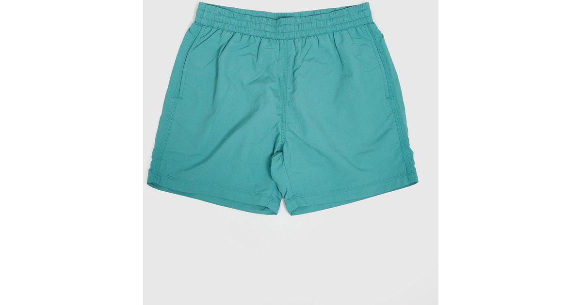 120c8e646a076 Lyst - Carhartt Drift Swim Shorts in Green for Men