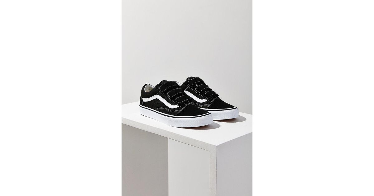 5da4b35b8f4 Lyst - Vans Old Skool V Pro Sneaker in Black