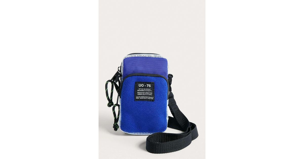 Urban Outfitters Uo Mini Blue Cross Body Bag - Mens All in Blue for Men -  Lyst 60db680f66