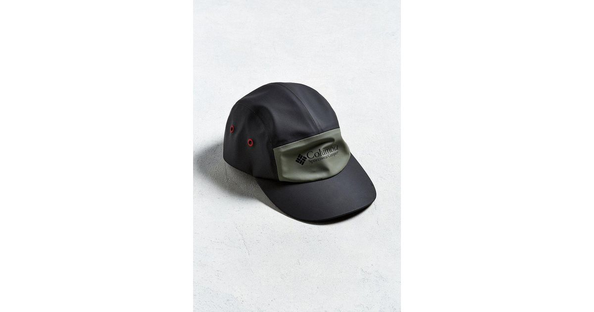 289659efefcda Columbia Columbia Limited Ibex 5-panel Hat in Black for Men - Lyst