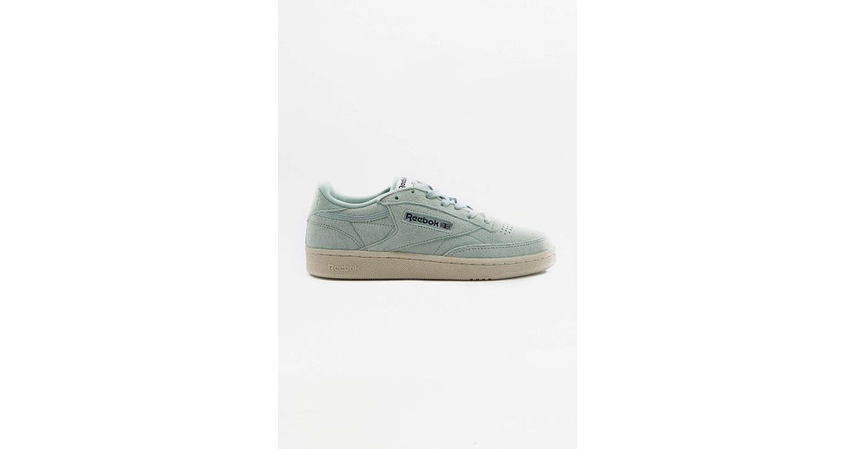 7e314bb1ce81 Reebok Club C 85 Pastel Mint Trainers - Mens Uk 8 in Green for Men - Lyst