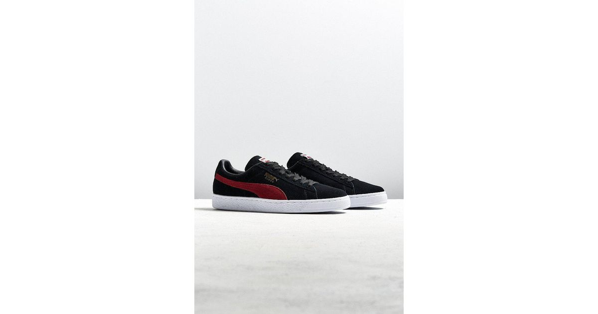 f96f8dc1a8e149 Lyst - PUMA Puma Suede Classic Plus Sneaker in Black for Men