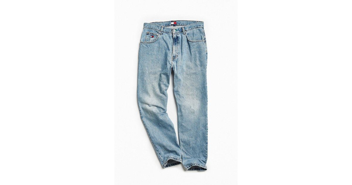 b0db4ca2 Urban Outfitters Vintage Tommy Hilfiger Light Stonewash Jean in Blue for  Men - Lyst
