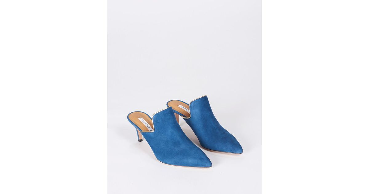 buy cheap low price buy cheap wholesale price Veronica Beard Pearla suede mules discount codes shopping online outlet latest collections discount shopping online LcTzVOuls
