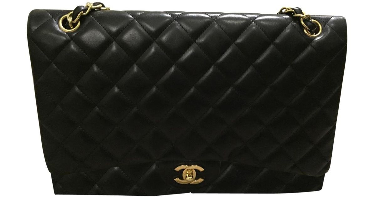 Chanel Pre-owned - JUMBO MAXI 5R4a2H