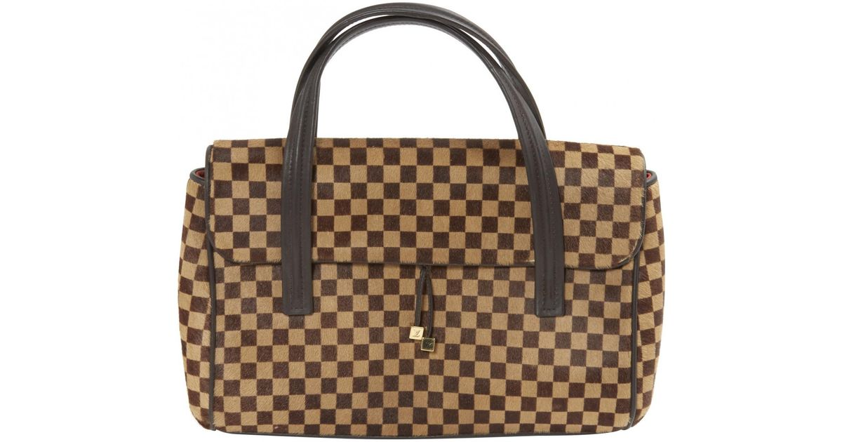 Pre-owned - Pony-style calfskin handbag Louis Vuitton BdghHQR