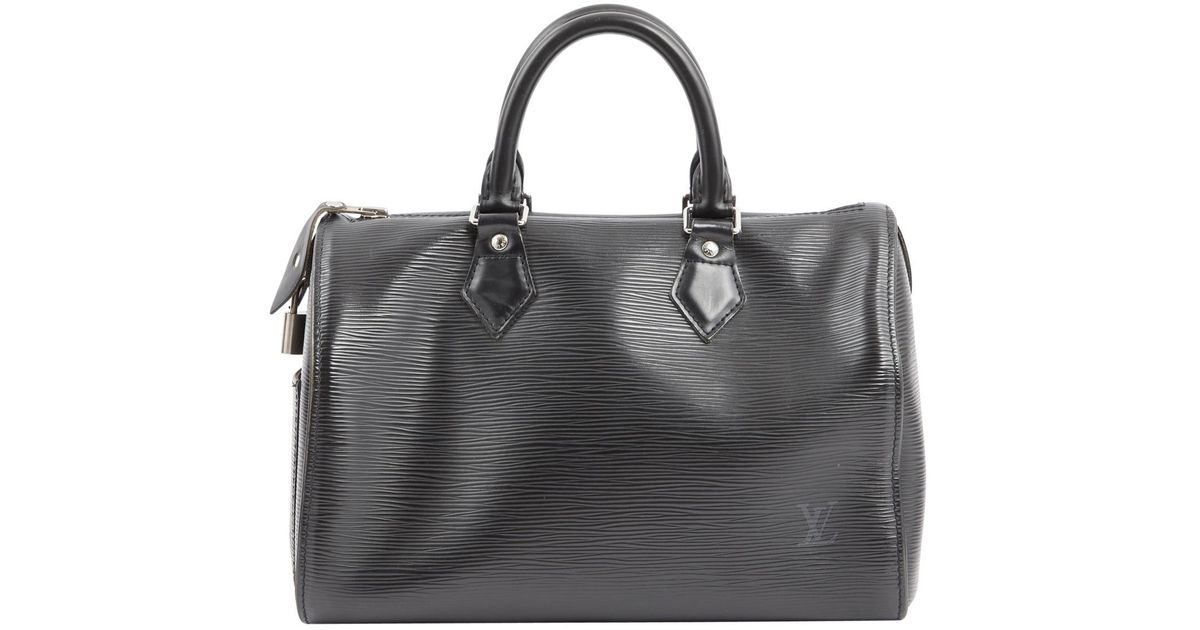 Louis Vuitton Pre-owned - Speedy leather bowling bag 7jmRnd