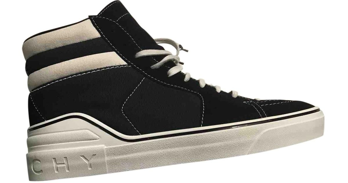 Pre-owned - Leather high trainers Givenchy Sale Brand New Unisex Free Shipping Sale Sast Cheap Price Get To Buy Cheap Price axDp9