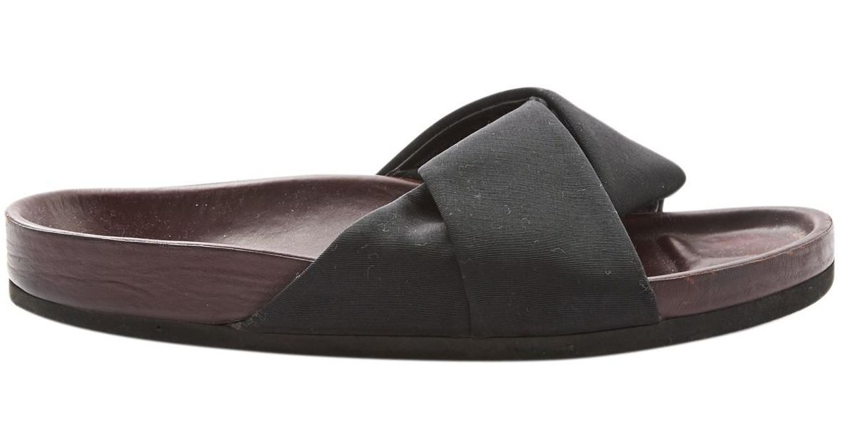 Céline Cloth Mules