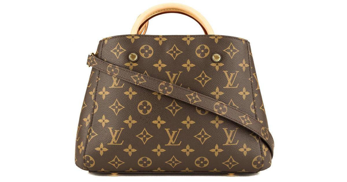 Louis Vuitton Danube Monogram Canvas Crossbody Bag. Louis Vuitton Siracusa  Damier Azur Pm 869015 White Coated Canvas Shoulder Bag PRE-OWNED 7778cd5bef85e