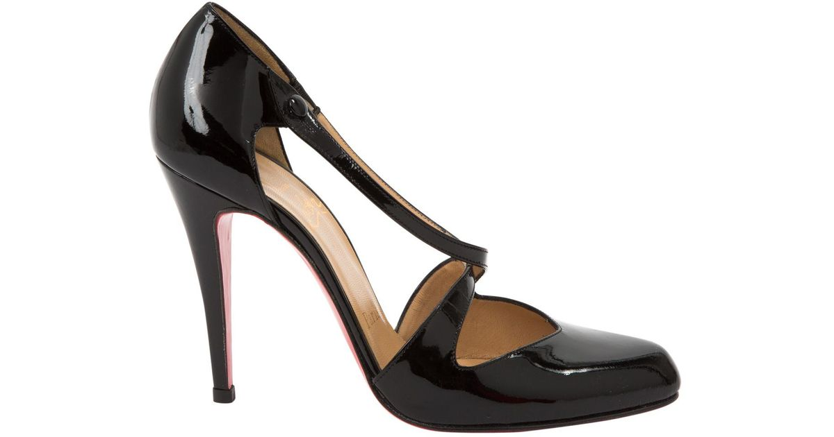 Pre-owned - Patent leather heels Christian Louboutin