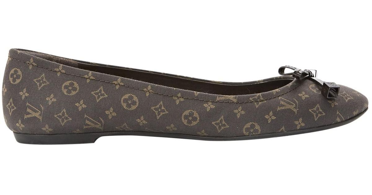 Pre-owned - Cloth flats Louis Vuitton qepJa5