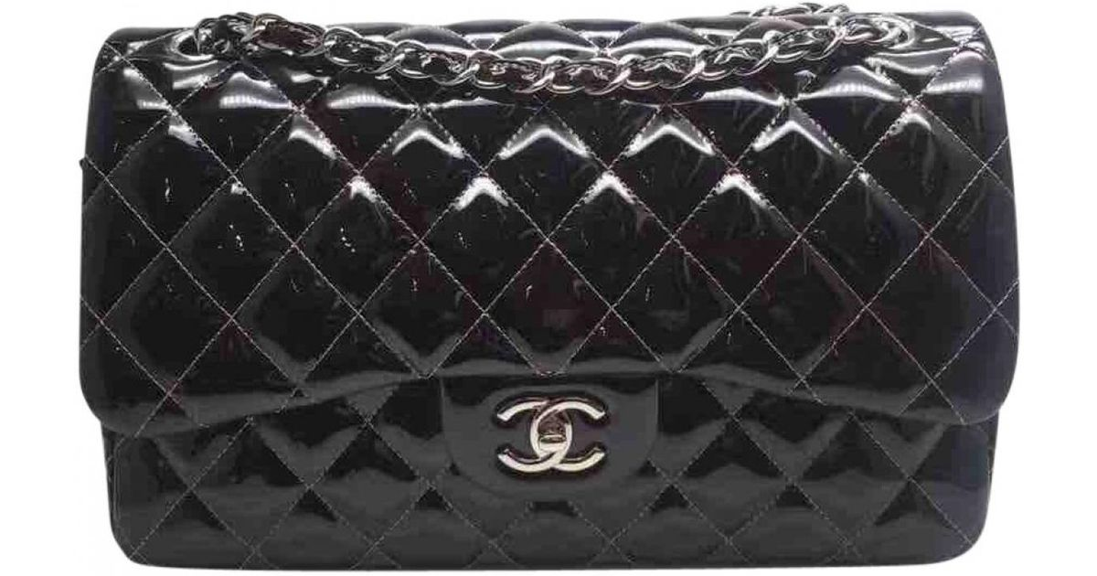 Chanel Pre-owned - Timeless patent leather handbag k3zBLuwB