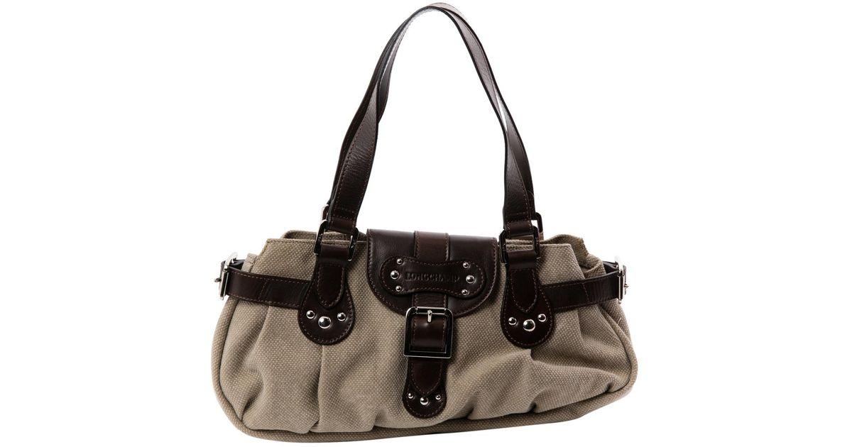 Longchamp Pre-owned - Cloth shoulder bag 3xNFBA