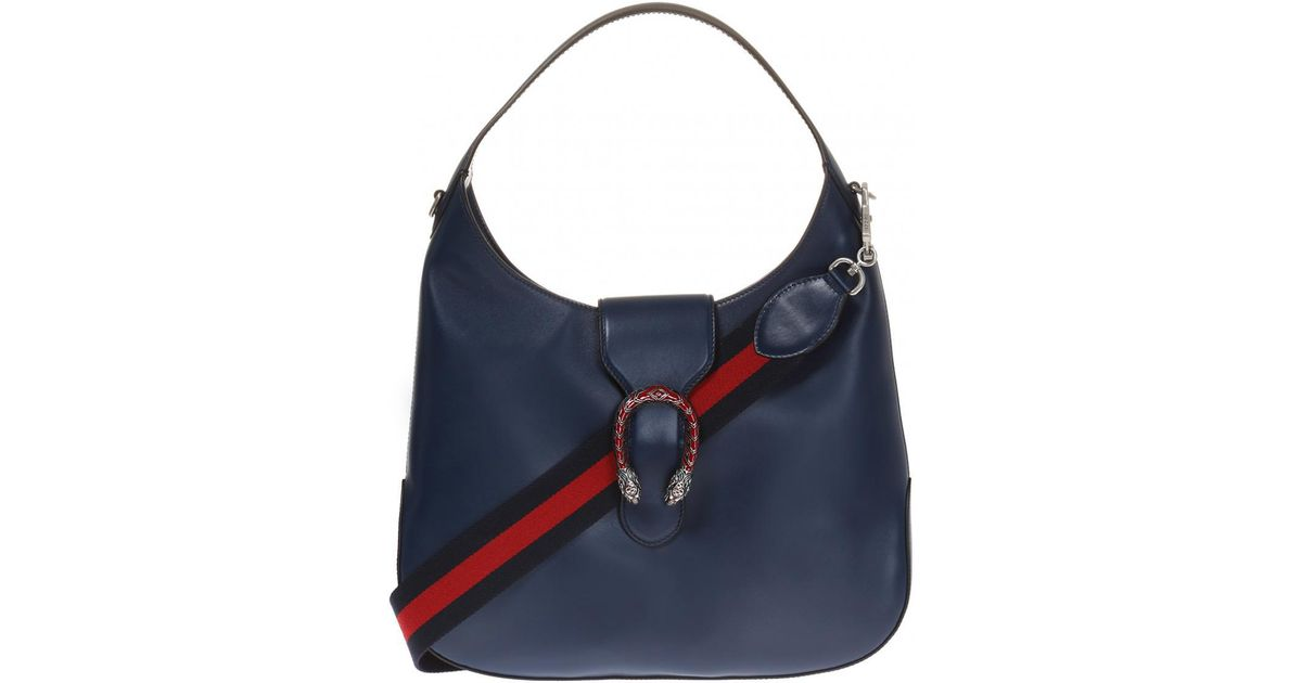 7916525e39af2a Gucci 'dionysus Hobo' Shoulder Bag in Blue - Lyst