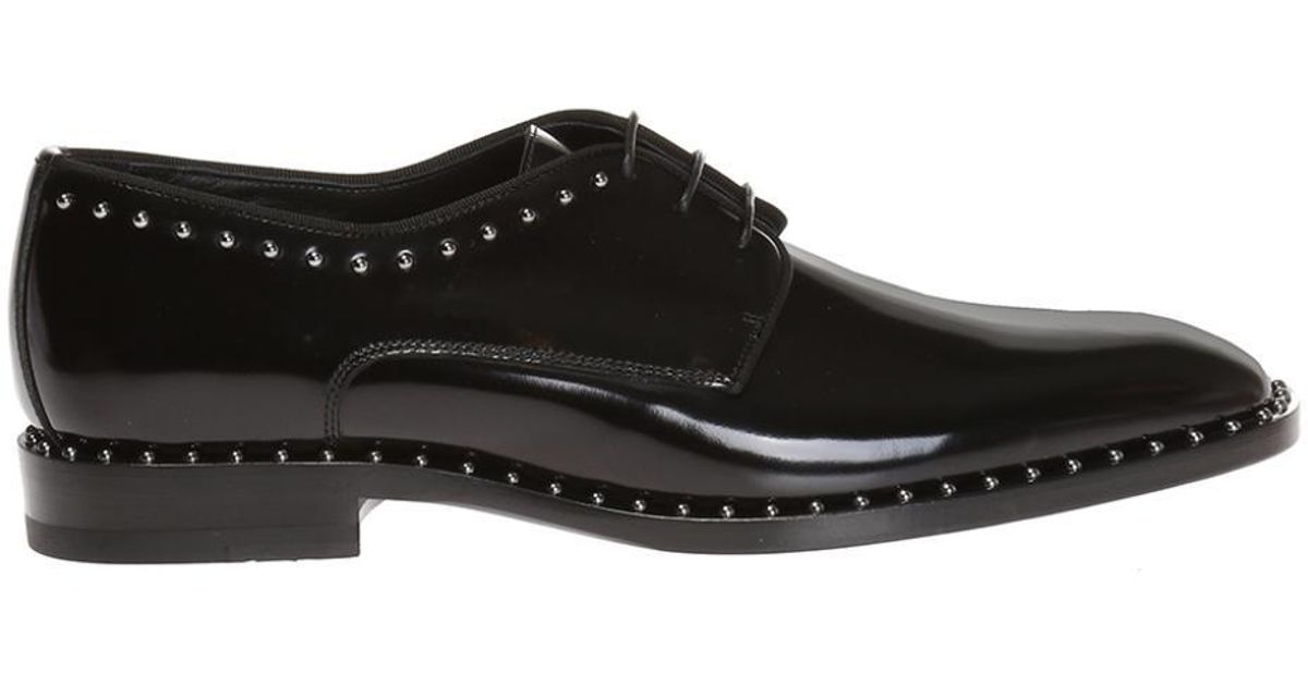 a1ed9ae2fc48 Lyst - Jimmy Choo  stefan  Lace-up Shoes in Black for Men