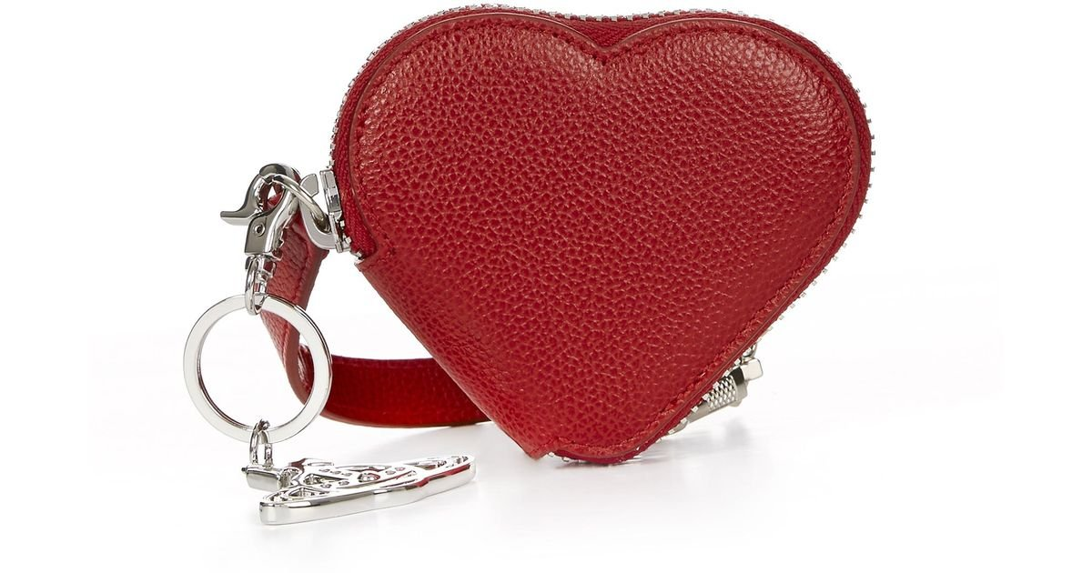 Johanna Heart coin purse