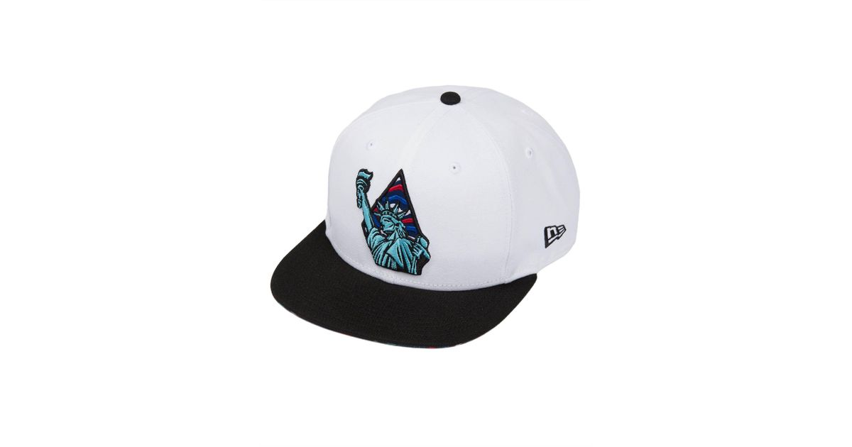 purchase cheap 79bcf 09208 Volcom Liberty 2 Hat in White for Men - Lyst