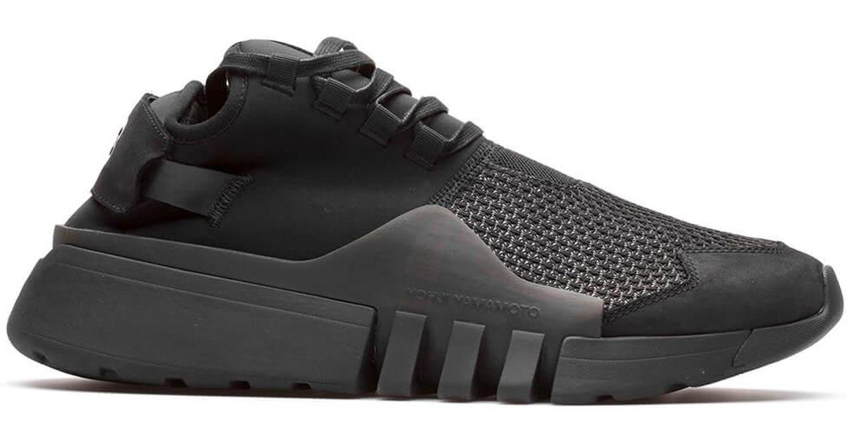 bc7dd39ee3279 Lyst - Y-3 Ayero Sneakers in Black for Men