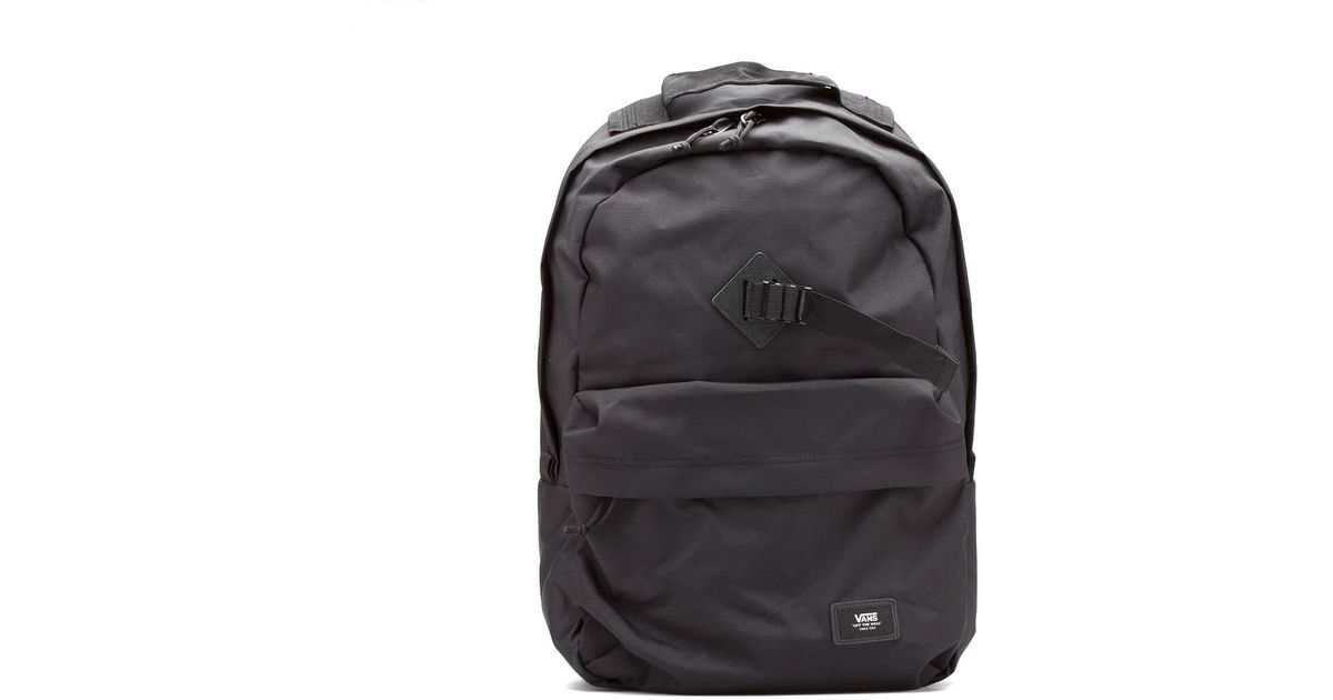 1b6197009464 Lyst - Vans Old Skool Travel Backpack in Black for Men