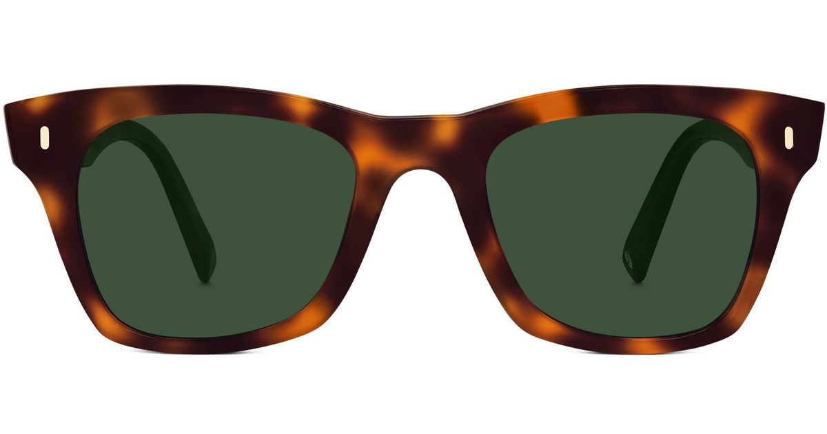 dd940c9651 Warby Parker - Brown Harris Sunglasses for Men - Lyst