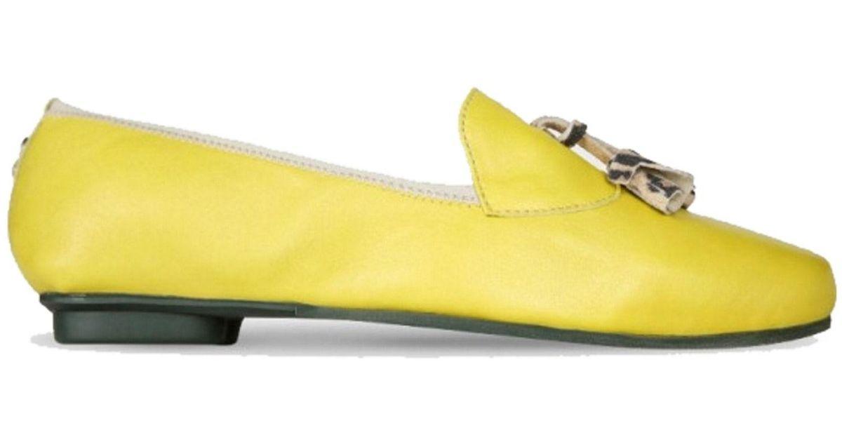 Morena Morena Lavita Yellow Loafer P4P8j0j