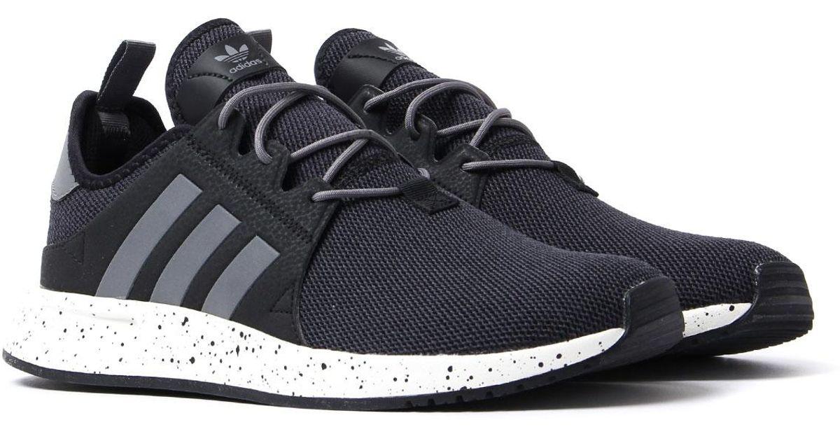 Lyst - adidas Originals Black X-plr Trainer in Black for Men cd081c1aa