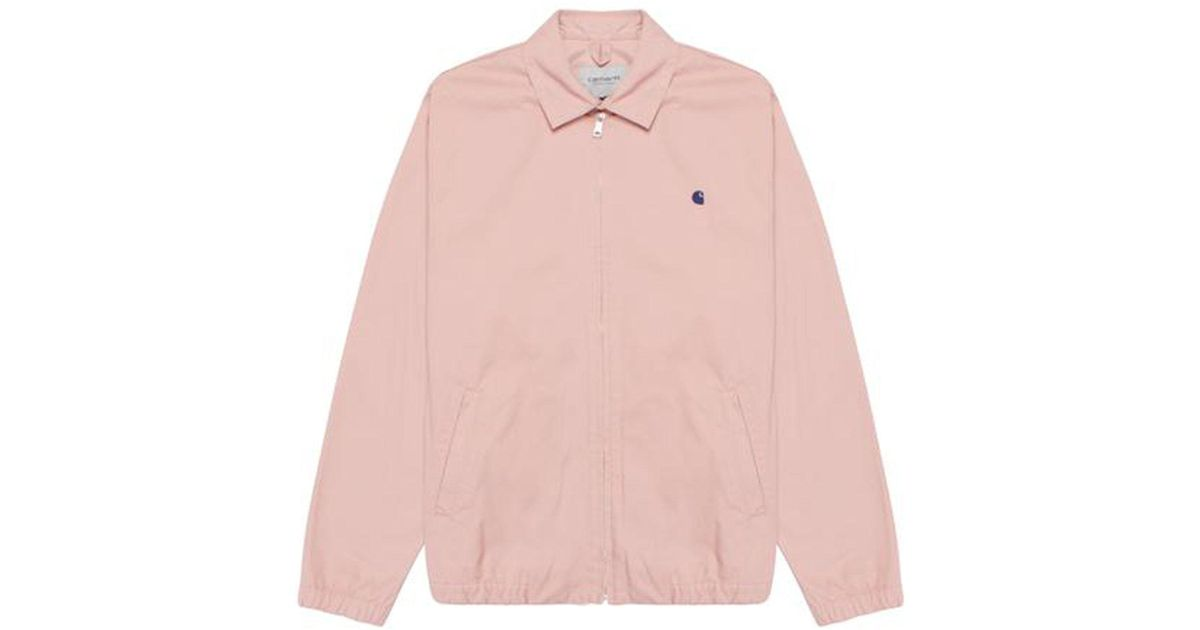 75d5662d25d Lyst - Carhartt WIP Madison Jacket in Pink