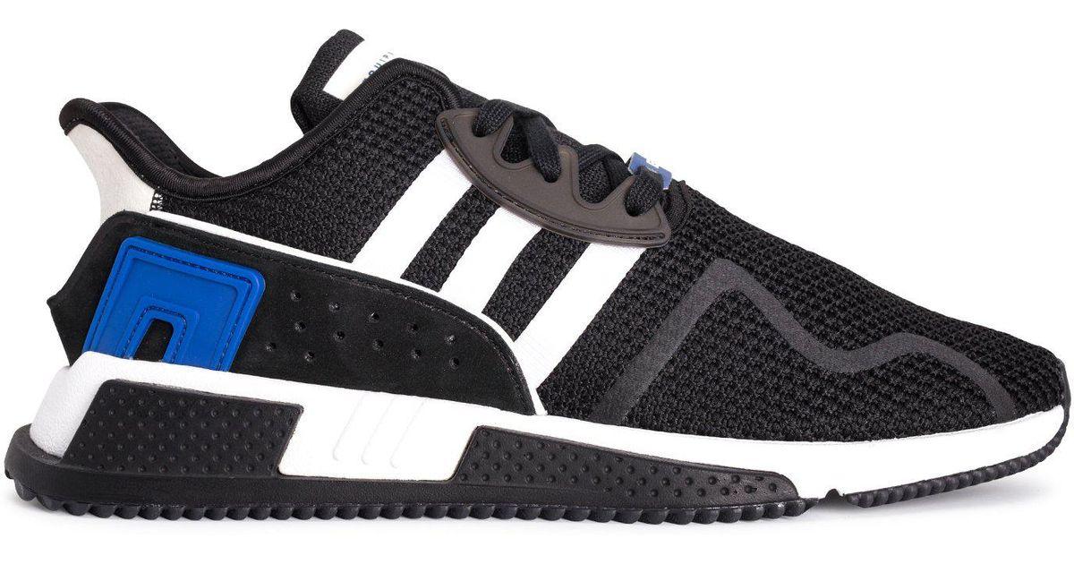 huge discount 0b529 fe5be Lyst - Adidas Originals Eqt Cushion Adv in Black for Men