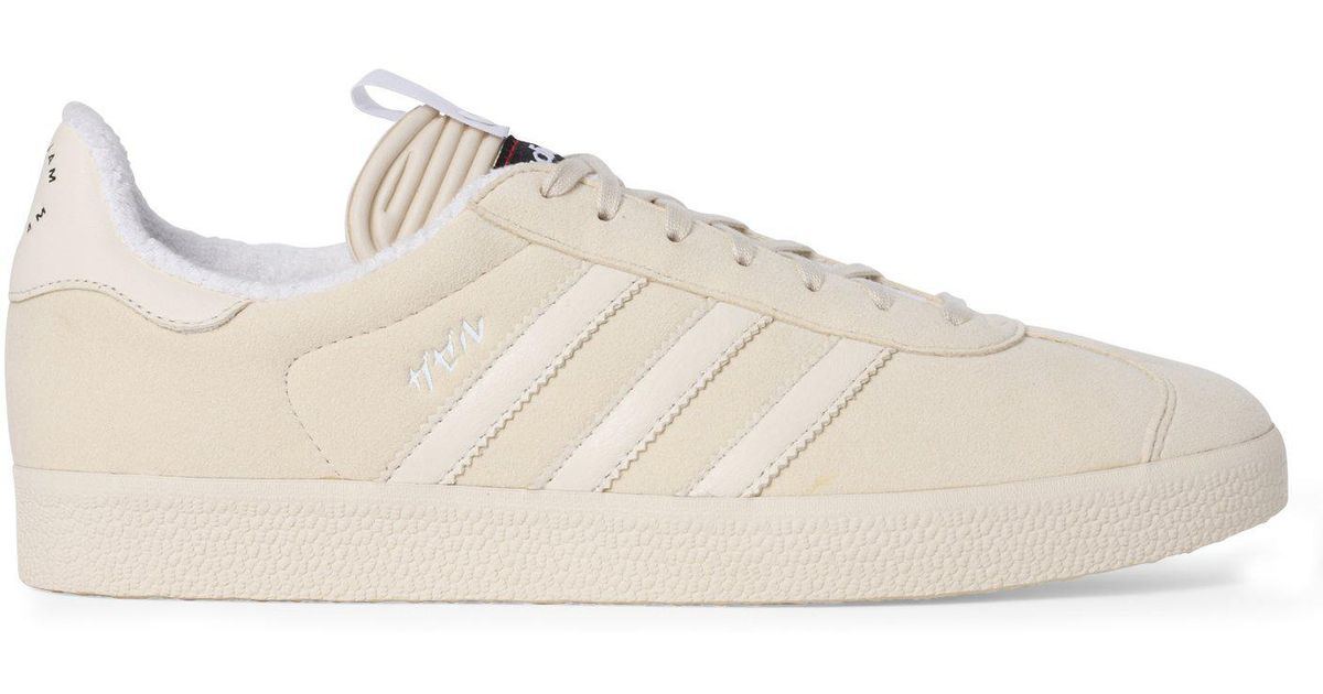 first rate d25ab f5232 Lyst - adidas Originals Ua  Sons X Slam Jam Socialism X Gazelle in White  for Men