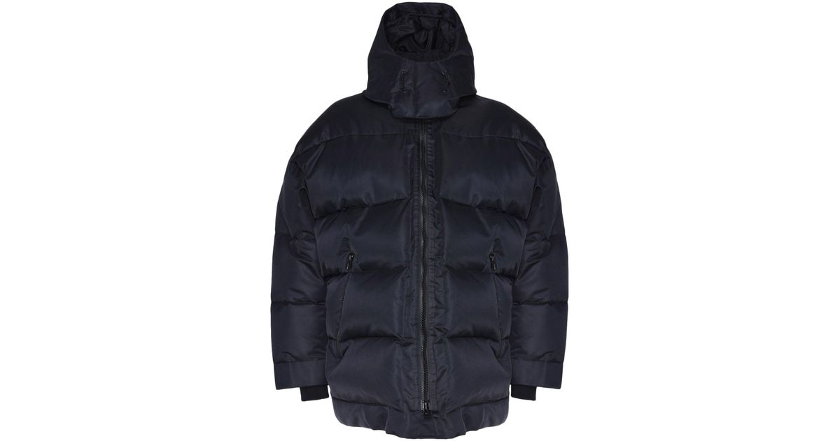 6f7a76856ca9 Lyst - Y-3 Engineered Down Jacket in Black for Men
