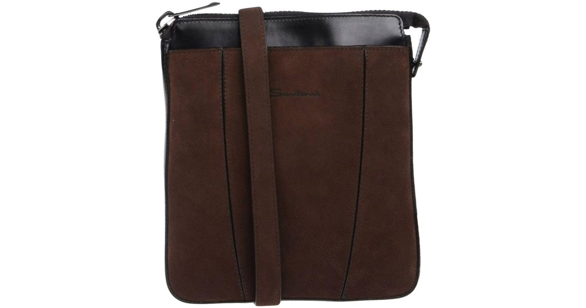 BAGS - Cross-body bags Santoni gvsyoUV1E