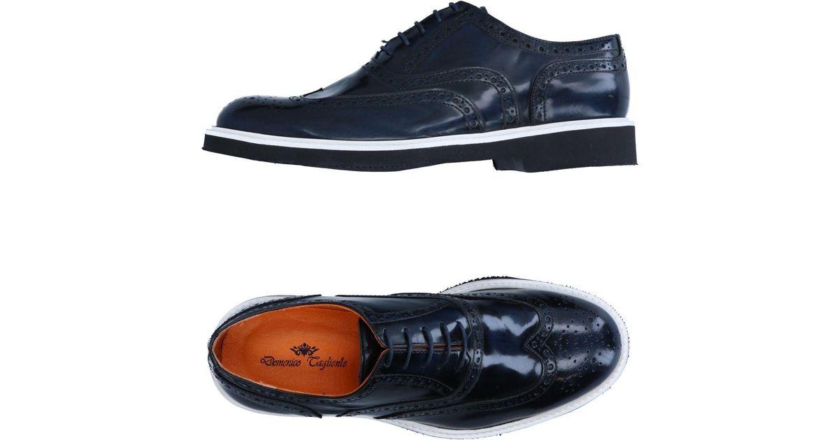 FOOTWEAR - Lace-up shoes Domenico Tagliente 1gN4Jvv